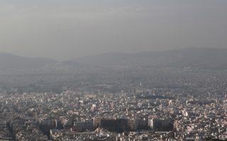 Το όζον αποτελεί ανελλιπές στοιχείο του φωτοχημικού νέφους της Αθήνας.
