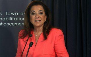 Εκλογή προέδρου εντός του έτους επιθυμεί και η κ. Ντόρα Μπακογιάννη.