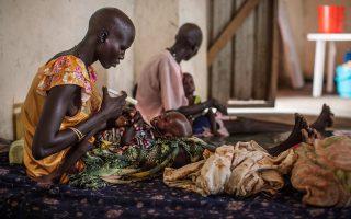 «Ο τομέας που με ενδιαφέρει είναι η υγεία στις αναπτυσσόμενες χώρες, όπου ζουν οι πιο φτωχοί πληθυσμοί του κόσμου» λέει ο Γ. Καλογή ρου Βαλτής.