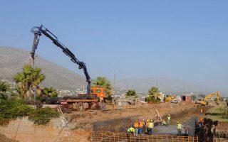 Δήμοι και περιφέρειες αναστέλλουν πάσης φύσεως έργα.