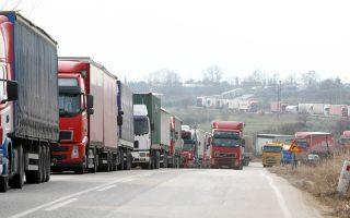 Αρκετοί αυτοκινητιστές φορτηγών οχημάτων έχουν μείνει εγκλωβισμένοι σε χώρες του εξωτερικού.
