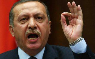Το Ισλάμ, σύμφωνα με τον Τ. Ερντογάν (φωτ.) και τον Αχμέτ Νταβούτογλου, δεν θέτει «ιδεολογικά εμπόδια», αλλά αντιθέτως συμβάλλει στην επιχειρηματικότητα και τη συσσώρευση εθνικού κεφαλαίου.