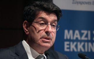 O πρόεδρος του Συνδέσμου Επιχειρήσεων και Βιομηχανιών (ΣΕΒ) Θεόδωρος Φέσσας.