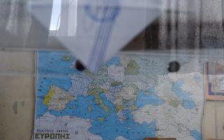 Μια ψήφος με φόντο την Ευρώπη