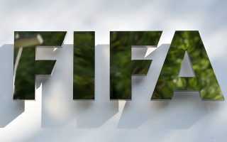 epa04804526 (FILE) A file photo dated 02 June 2015 showing FIFA logo at the FIFA headquarters in Zurich, Switzerland. Swiss banks have reported suspicious activity on the accounts of world football governing body FIFA, Switzerland's attorney general said 17 June 2015. Federal prosecutor Michael Lauber said at a press conference in Bern that banks had reported 53 possible cases of money laundering and his office was also analysing a 'huge amount' (nine terabytes) of seized data. Switzerland are currently investigating how FIFA came to award the World Cups of 2018 and 2022 to Russia and Qatar respectively in December 2010.  EPA/ENNIO LEANZA