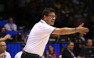 Ο Φώτης Κατσικάρης θα ανακοινώσει σήμερα τους 18 παίκτες που θα πάρει στην προετοιμασία της εθνικής ενόψει του Ευρωμπάσκετ (5 - 20/9).