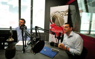 Ο πρωθυπουργός Αλ. Τσίπρας εμφανίστηκε ιδιαίτερα αιχμηρός στη συνέντευξη που παραχώρησε στο «Κόκκινο» και έναντι της προέδρου της Βουλής, κ. Ζωής Κωνσταντοπούλου.
