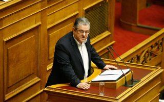 Ο κ. Κουτσούμπας προεξόφλησε τη στροφή του ΣΥΡΙΖΑ προς το κέντρο.
