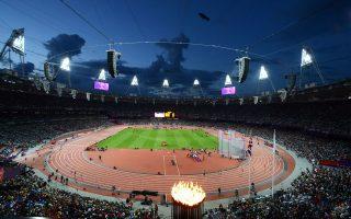 Οι Ολυμπιακοί Αγώνες του Λονδίνου το 2012 δεν αποτέλεσαν τελικά το γεγονός που θα άλλαζε το τοπίο στον κοινωνικό και ερασιτεχνικό αθλητισμό.