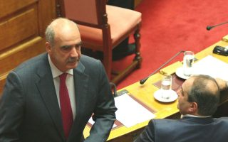 O κ. Ευάγγελος Μεϊμαράκης μοιάζει να απολαμβάνει της στήριξης όχι μόνον του κ. Αντώνη Σαμαρά αλλά και του κ. Κώστα Καραμανλή, που θεωρεί ότι, δεδομένης της ρευστότητας του οικονομικού και κοινωνικού περιβάλλοντος, ο εκτελών χρέη προέδρου μπορεί να συνεχίσει να λειτουργεί για το επόμενο, αρκετό, διάστημα.