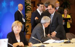 Αποκαλυπτικό παρασκήνιο των διαπραγματεύσεων για το μέλλον της Ελλάδας στην Ευρωζώνη πριν και στο ενδιάμεσο των δύο Συνόδων Κορυφής, έρχεται στη δημοσιότητα.