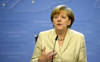Κριτική στην κυβέρνηση της κ. Μέρκελ για τις πιέσεις που ασκεί στην Αθήνα, με στόχο να λάβει η Ελλάδα μέτρα που η ίδια η Γερμανία δεν θα μπορούσε να υποστηρίξει, ασκεί η Wall Street Journal.