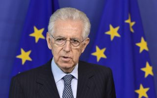 «Η σημερινή συμπεριφορά της ελληνικής κυβέρνησης, δυστυχώς, απομονώνει τη χώρα σας και απομακρύνει πολλούς φίλους σας» τονίζει ο κ. Μάριο Μόντι.