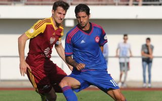 O Oλυμπιακός στο πρώτο του φιλικό ηττήθηκε (1-0) από την Ντούκλα Πράγας.