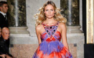 Pixelformula  Emilio Pucci Womenswear  Summer 2015 Ready To Wear  Milano