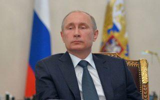 Ο Βλ. Πούτιν δεν περιμένει αλλαγή στη στάση της Δύσης απέναντι στη Ρωσία.