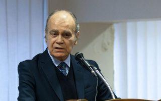 Ο γενικός γραμματέας Κοινωνικών Ασφαλίσεων, Γιώργος Ρωμανιάς.