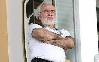 Στην κατάσταση του ελληνικού ποδοσφαίρου αναφέρθηκε ο Ιβάν Σαββίδης, εκφράζοντας την απογοήτευσή του για όσα συμβαίνουν εντός και εκτός γηπέδων.
