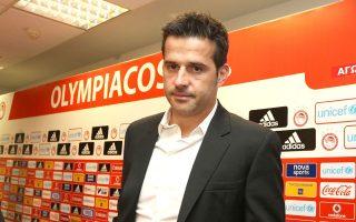 Καλό ποδόσφαιρο και επιτυχίες υποσχέθηκε ο νέος προπονητής του Ολυμπιακού, Μάρκο Σίλβα, ο οποίος αναφέρθηκε και στην κατάσταση στην Ελλάδα.