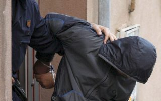 Φωτογραφία αρχείου από αντιτρομοκρατική επιχείρηση το 2008 στην Καταλωνία.