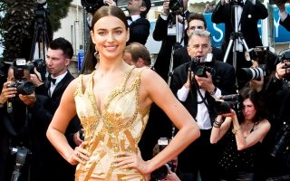 Celebrity Models attend at Premiere - The 68th Annual Cannes Film Festival<P><noscript><img width=