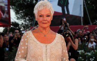 Actress Judi Dench attends the 'Philomenia' Premiere during The 70th Venice International Film Festival at the Palazzo del Casino on August 31, 2013 in Venice, Italy