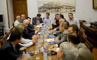 Εάν ο κ. Τσίπρας προχωρήσει σε ανασχηματισμό ή αλλαγή σύστασης του δικομματικού σχήματος συνεργασίας, από τη Συγγρού επιθυμούν να παραμείνουν εκτός κυβέρνησης.