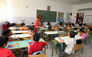 Δεν υπάρχουν κονδύλια για τη συνήθη συντήρηση σχολείων πριν από την έναρξη της σχολικής χρονιάς.