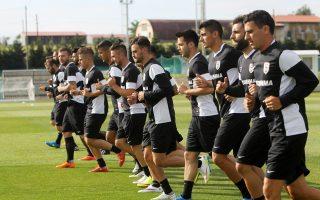 Το τεχνικό επιτελείο του ΠΑΟΚ έχει μία πρώτη εικόνα από το ρόστερ της ομάδας και σύντομα θα κάνει τις εισηγήσεις του στη διοίκηση.