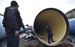 Η σήραγγα που χρησιμοποίησε ο μεγαλέμπορος ναρκωτικών Γκουσμάν για να αποδράσει για δεύτερη φορά από τη φυλακή.
