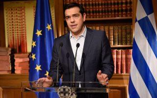 «Αν κάποιοι πιστεύουν ότι το εναλλακτικό αριστερό σχέδιο είναι το σχέδιο Σόιμπλε, η αρπαγή του στοκ των χαρτονομισμάτων της ΕΚΤ, ή το να δίνουμε στους συνταξιούχους χαρτάκια ''iou'', αντί για συντάξεις, ας βγουν να το εξηγήσουν στον ελληνικό λαό», δήλωσε χθες ο Αλέξης Τσίπρας.