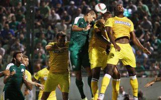 Ο Παναθηναϊκός στον τελευταίο του αγώνα πριν από την κρίσιμη αναμέτρηση με την Μπριζ για τον Γ΄ προκριματικό γύρο του Τσάμπιονς Λιγκ, ηττήθηκε από την Ουντινέζε στη Λεωφόρο με 1-2.
