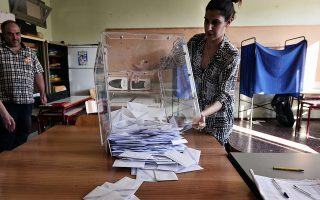 Στην εκλογική περιφέρεια Χαλκιδικής που δέχεται υψηλά ποσοστά τουριστών από βαλκανικές χώρες, Ρωσία, αλλά και Αγγλία και Γερμανία, το ποσοστό του ΟΧΙ έφτασε το 59,15%.