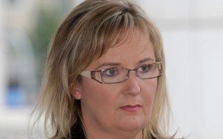 Η βουλευτής των ΑΝΕΛ, Σταυρούλα Ξουλίδου.