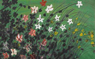 Τα αιώνια άνθη του Θάνου Τσίγκου σε πέντε διαφορετικές εκδοχές. Η έκθεση - αφιέρωμα στα 100 χρόνια από τη γέννηση του «ζωγράφου των λουλουδιών» περιλαμβάνει 34 έργα, τα οποία προέρχονται από τη συλλογή του συνονόματου ανιψιού του, από τον Δήμο Ασπροπύργου και από ιδιωτικές συλλογές.