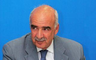 Υπερψήφιση της συμφωνίας εισηγήθηκε χθες στο άτυπο Πολιτικό Συμβούλιο  ο κ. Μεϊμαράκης.