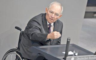 Εκπρόσωπος του Βόλφγκανγκ Σόιμπλε είπε στην «Κ» ότι το γερμανικό υπουργείο Οικονομικών εξετάζει τη συμφωνία πιστωτών και ελληνικής κυβέρνησης.