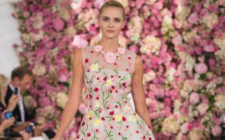Pixelformula  Oscar de la Renta  Womenswear  Summer 2015 Ready To Wear  New York