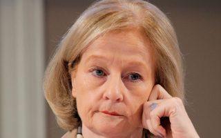 «Οι ελληνικές τράπεζες θα ανακάμψουν», τονίζει η επικεφαλής του Ενιαίου Εποπτικού Μηχανισμού των τραπεζών της ΕΚΤ, Ντανιέλ Νουί.