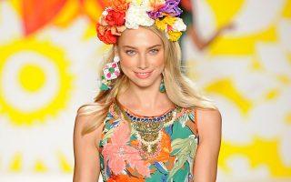 Pixelformula  Desigual Womenswear  Summer 2015 Ready To Wear  New York