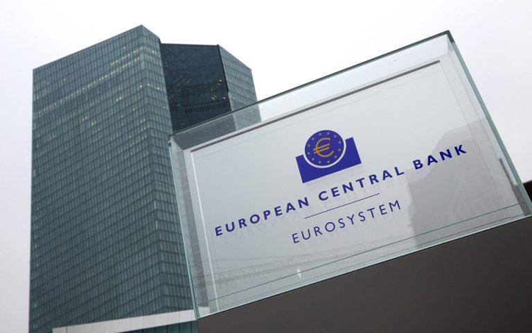 Αμετάβλητο διατήρησε τον ΕLA η ΕΚΤ