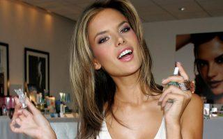 Ο «άγγελος» της Victoria Secret, Αλεσάντρα Αμπρόζιο.