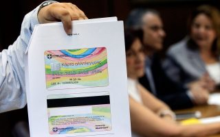 Κατά 9,47 εκατ. ευρώ αυξήθηκε ο τζίρος των σούπερ μάρκετ, των φούρνων, κ.ά. μέσα σε μόλις 11 μέρες από τη χρήση της κάρτας αλληλεγγύης.