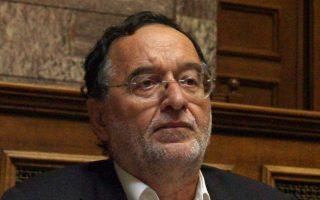 Πολιτικές συμμαχίες σχεδιάζει ο κ. Λαφαζάνης.
