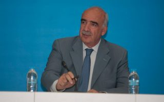 Ο κ. Μεϊμαράκης «έριξε» το γάντι χθες τα ξημερώματα στη Βουλή.