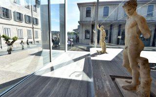 O νέος χώρος του Ιδρύματος Prada στο Μιλάνο.