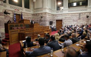 Ο κ. Ευ. Μεϊμαράκης, απευθυνόμενος στην Κοινοβουλευτική Ομάδα του κόμματός του, εκτίμησε ότι προϋπόθεση για την πολιτική σταθερότητα είναι η πρωτιά της Νέας Δημοκρατίας στις εκλογές.