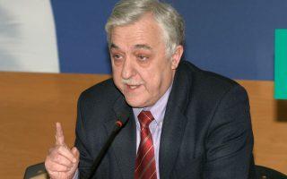 Ο κ. Αλέκος Παπαδόπουλος επικαλείται «τις ασφυκτικές προθεσμίες».
