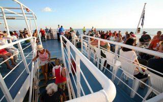 Οι «ζωές των άλλων» σε ένα ευχάριστο διάλειμμα/ταξίδι με πλοίο...