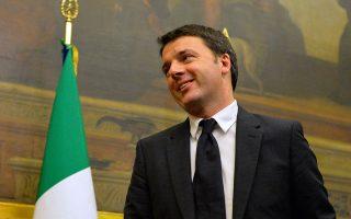 Ο Ιταλός πρωθυπουργός κ. Ματέο Ρέντσι επαίρεται, όπως και οι προκάτοχοί του, ότι «κανείς δεν έχει εφαρμόσει τόσες μεταρρυθμίσεις σε τόσο σύντομο διάστημα». Ο κ. Ρέντσι έχει όντως περάσει μεταρρύθμιση της αγοράς εργασίας, του εκπαιδευτικού συστήματος και της δημόσιας διοίκησης, ωστόσο λίγες εφαρμόζονται ήδη και αντιμετωπίζουν τα ίδια εμπόδια όπως οι μεταρρυθμίσεις των προηγούμενων πρωθυπουργών.